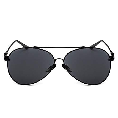 YingYing Ma Unisex polarisierte Sonnenbrille,Metallic-Sonnenbrillen Unisex-Sonnenbrillen Mehrfarbig...