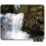 White Water Rapids Mouse Pad, Mousepad (Waterfalls Mouse Pad)