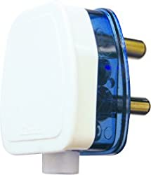 Lisha 6 Amp 3 Pin Unbreakable Plug top