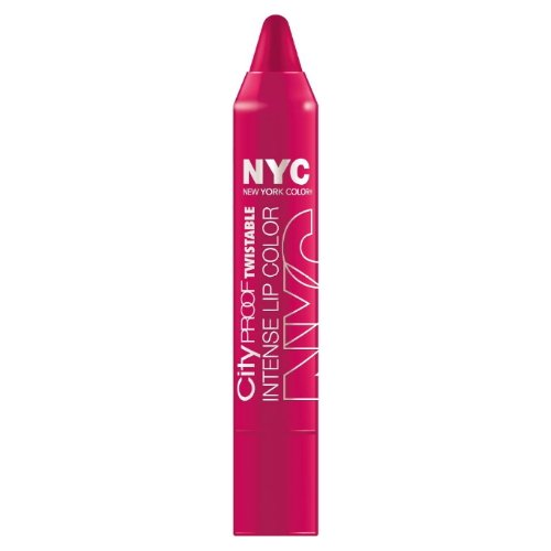 (3 Pack) NYC City Proof Twistable Intense Lip Color - Ballroom Blush