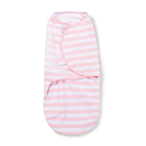 Summer Infant Original 1pk–Pucksack Decke Surround Kleine Rosa / Weiß