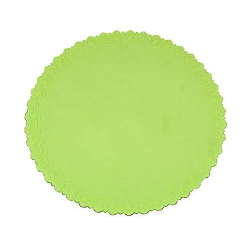 Jinxuny 1pc tappetino antiscivolo riutilizzabile ciotola per tazza di silicone pad coperchi elasticizzati avvolgere copertura flessibile guarnizione stretch film food fresh keeping lid