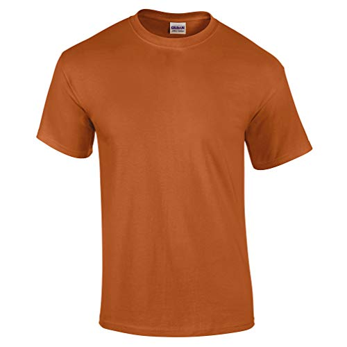 Gildan Ultra Cotton TM Adult T-Shirt Texas orange S -