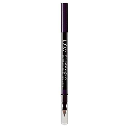 L.O.V Make-up Augen The Smoky Affair Dramatic Eye Pencil Nr. 310 Majestic Athena 1 g - Smoky Eyes Augen-make-up