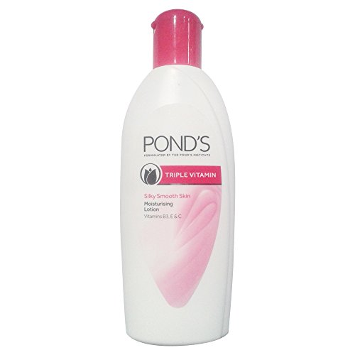 Ponds Triple Vitamin Moisturising Lotion, 300ml (Pack of 2)
