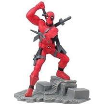 Marvel Deadpool de Colección Diorama 2,75 pulgadas figura de acción