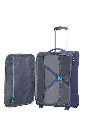 American Tourister 75506/1099 - Funshine upright 2 ruedas 55/20 equipaje de mano, azul (orion blue), 55 cm, 39 L