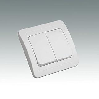 'Elegance Arcas Network Socket RJ45W13ATF, White Color, 1Piece, 98700013