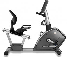 BH Fitness LK7750 RECUMBENT H775 profesioneller Liege-Ergometer