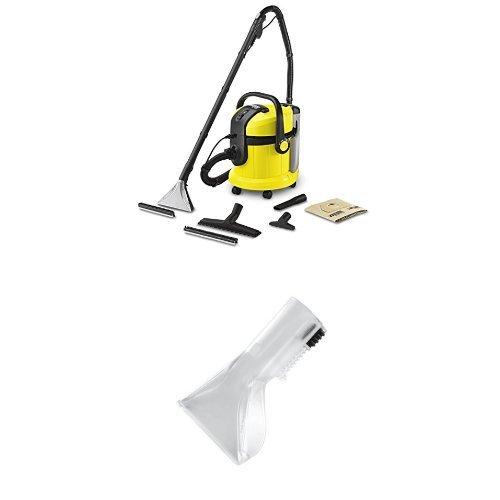 Kärcher Teppichbodenreiniger SE 4001, 1.081-130.0 + Kärcher 2.885-018.0 Handdüse für Waschsauger SE 4001/4002