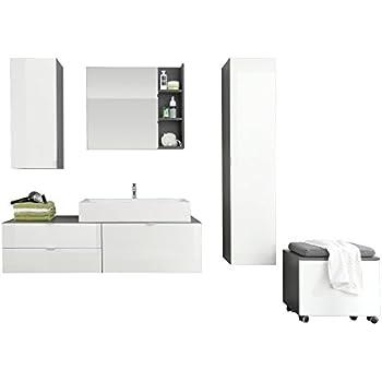 Waschplatz Hochglanzlack / Waschbecken / Badezimmer Möbel / Modell