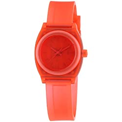 Nixon Women's Quartz Watch Analogue Display and Plastic Strap A4251784-00