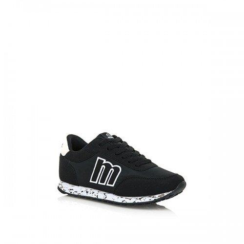Mtng, Sneaker donna nero nero nero Size: 39