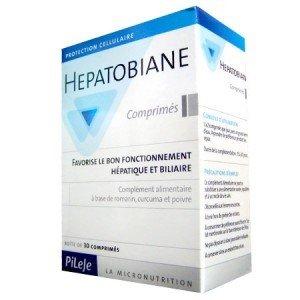 Pileje Hepatobiane 30 Comprimés