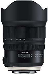 Tamron SP 15-30MM f/2.8 Di VC USD G2 Ultra-Wide-Angle Zoom Lens for Canon, Black