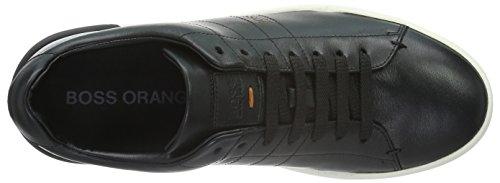 Boss Orange Stillnes Tenn Ltpl 10191252 01, Baskets Basses Homme Noir (001)