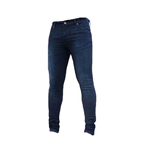 byqny denim skinny slim stretch solido jeans da uomo comfort gamba dritta pantalone da fit elasticizzati - 31w2ciHrDhL - Byqny Denim Skinny Slim Stretch Solido Jeans Da Uomo Comfort Gamba Dritta Pantalone Da Fit Elasticizzati