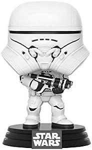 Funko- Pop Star Wars The Rise of Skywalker-First Order Jet Trooper Disney Figura coleccionable, Multicolor (39