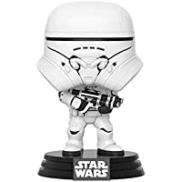 Funko- Pop Star Wars The Rise of Skywalker-First Order Jet Trooper Disney Figura coleccionable, Multicolor (39899)