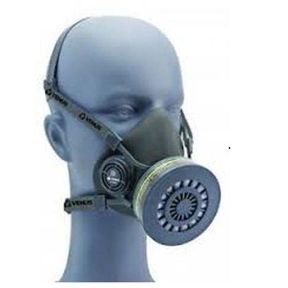 SAFETY ZONE Gas Mask Venus V-500