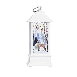 Decoración para el hogar, decoración de Navidad Pandaie, decoración para Velas a Prueba de Viento, Adornos, Luces de Navidad, candelabros, Manualidades, decoración del hogar