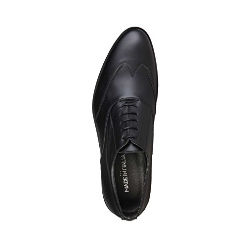 Made in Italia ISAIE Chaussures à lacets Homme Noir