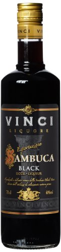 Vinci Black Sambuca, 1er Pack (1 x 700 ml)