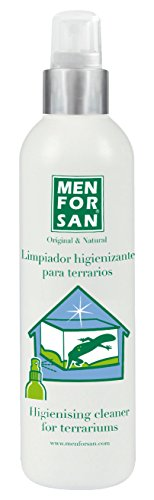 MENFORSAN Limpiador hygiénisant para terrarios 250ml