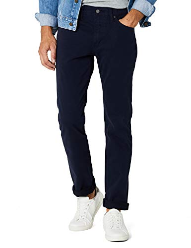Levi's Herren Hose 511 Slim Fit, blau/Nightwatch Blue Bi-Str 2617, W34/L30 Slim Fit Chino