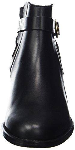 Buffalo London Es 30780 Sauvage, Stivali Donna Nero (Preto 01)