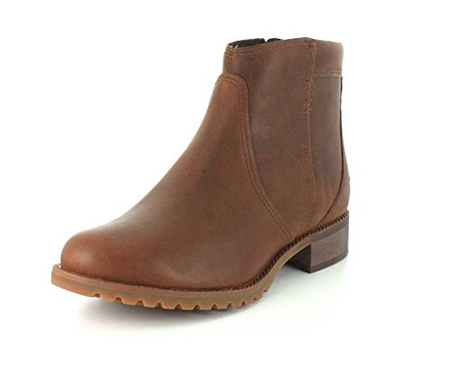 Timberland Banfield Ankle Rund Leder Mode-Stiefeletten Brown