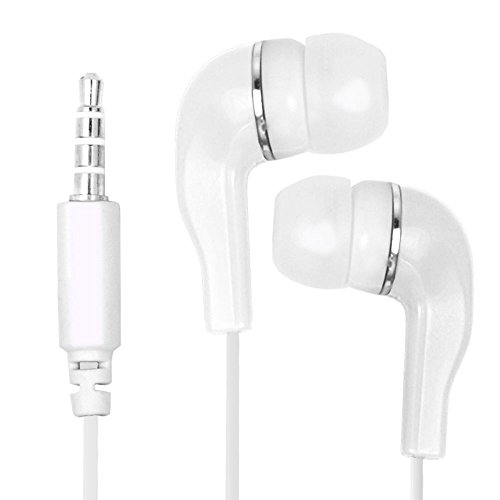 Lenovo A526 Earphone / Handsfree with 3.5mm jack - White  available at amazon for Rs.199