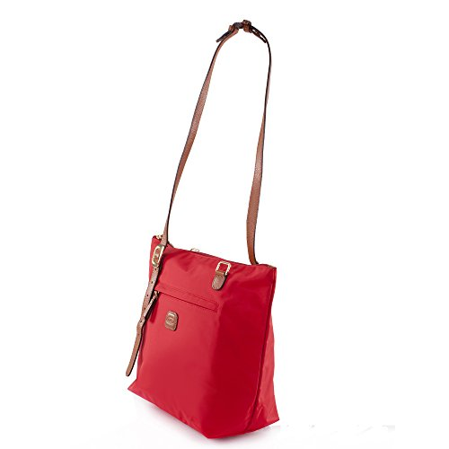 Bric's - X-bag Shopping, X-Bag X-Travel Donna Rosso