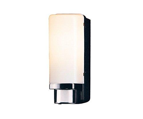 Bulkhead-licht (Bewegungsmelder, dekoratives Licht–Bulkhead–Wetterfest IP44spezifische Opal White)