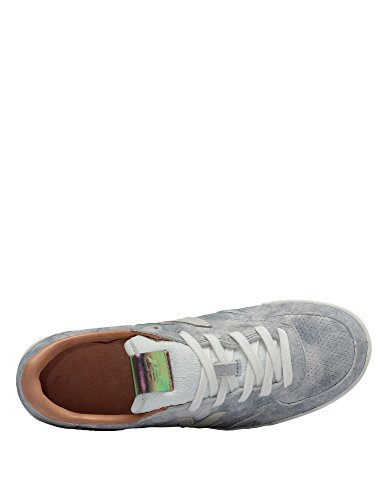New Balance Women's Classics 300 Women's Grey Leather Sneakers Grey