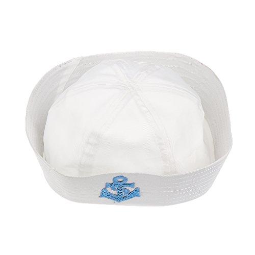 Desconocido cappello di Capitano Attacco di marinaio Marino Marina  triangolo militare Unisex Bambini ROMBO 066ffc9084e0