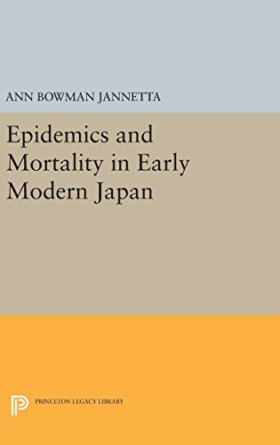 Epidemics and Mortality in Early Modern Japan PDF Books
