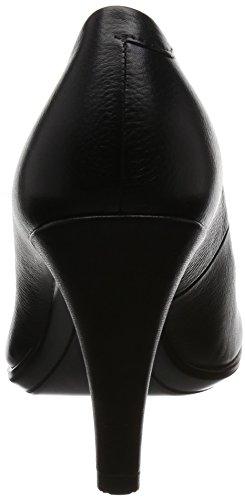 Ecco Shape 75 Pointy, Escarpins Femme Noir (11001Black)