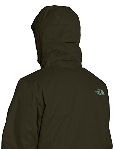 The North Face Herren Thermojacke M Quest Insulated Grün-Rosin Green