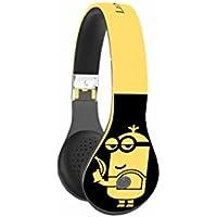 Gru: Mi Villano Favorito Los Minions Casco Audio Estéreo Bluetooth (Lexibook BTHP410DES)
