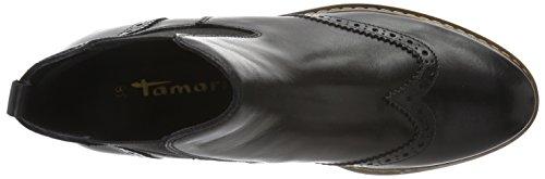 Tamaris 25442, Bottes Chelsea Femme Noir (Black 001)