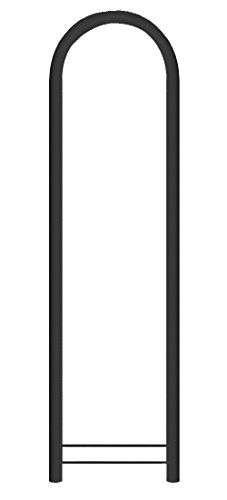 Bobi Round RAL 7016 grau Briefkastenständer