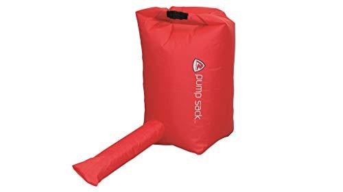 ROBENS Pumpsack Luftpumpe, Rot, 35 Liter