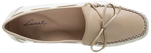 Luxat Jorda Damen Slipper Multicolore (cassé Bianco)