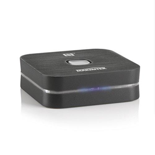 Marmitek BoomBoom 80 - Audioempfänger - Bluetooth - HiFi - NFC - A2DP stereo - Abbruchtaste -