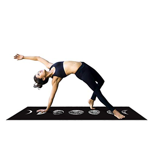 Gaddrt 172cmx61cm Rutschfeste Dicke Yoga-Matte Pad langlebige Übung Fitness-Gym-Matte verlieren Gewicht Pad neu Multifunktionale Yogamatte (I)