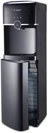 Sure Bottom Loading Water Dispenser, Touch Control, Black - SBL70, 1 Year Manufacturer Warranty