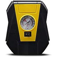 Alexsix Compresor de Aire portátil de la Bomba 12v del inflador del neumático eléctrico Inflable para la Emergencia al Aire Libre