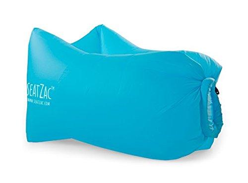 SeatZac Sitzsack - Sky Blue