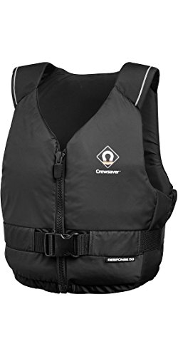 2017 Crewsaver Response 50N Buoyancy Aid Black 2601 Size-- - Small/Medium